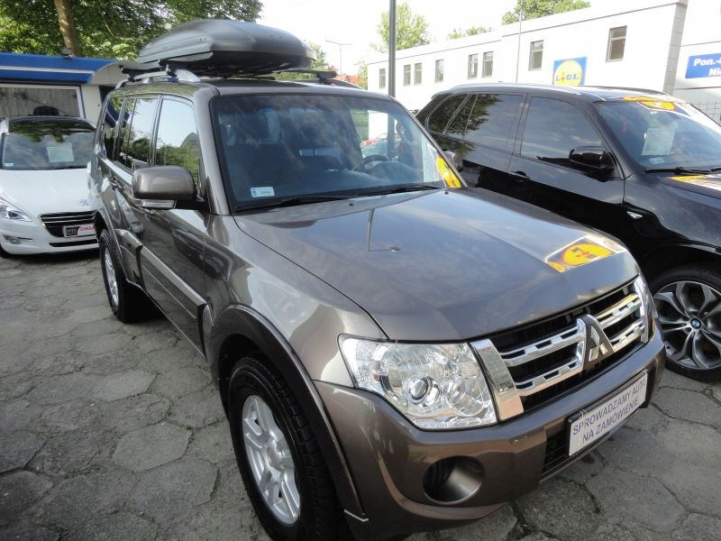 Mitsubishi Pajero 3 2 Did Dakar Salon Polska Zamia 7823697507 Oficjalne Archiwum Allegro