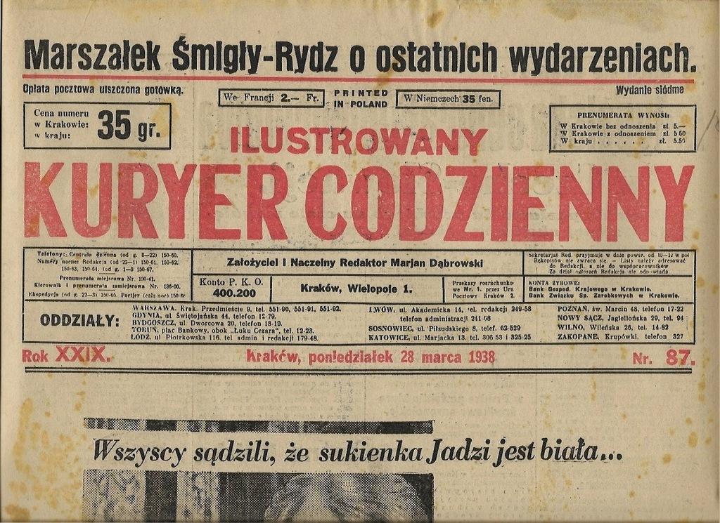 IKC 1938 87 Rydz-Śmigły Lublin Traktor FORDSON