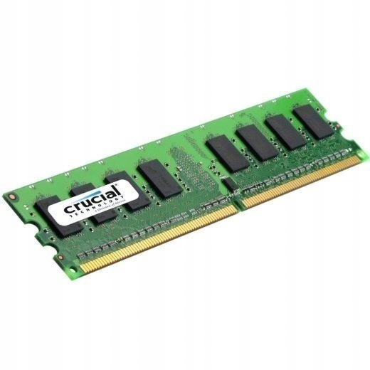 Crucial 4 GB, DDR3, 1600 MHz, PC/server, Registere