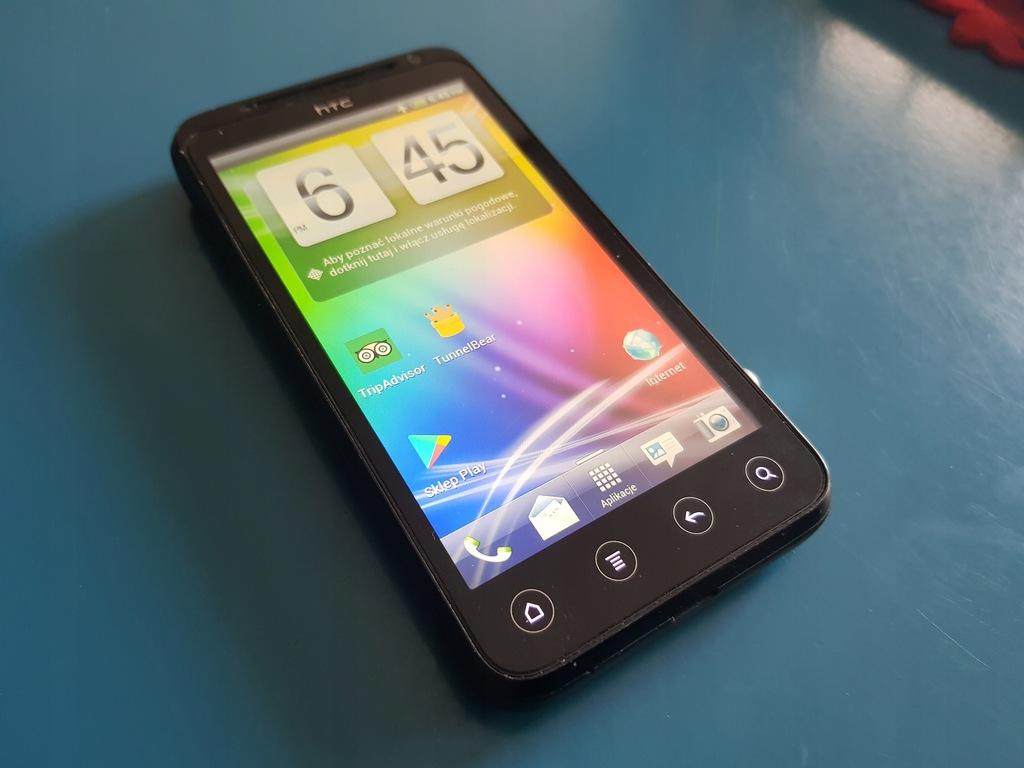 Smartphone Htc Evo 3d X515 Shooter Android 7959756607 Oficjalne Archiwum Allegro