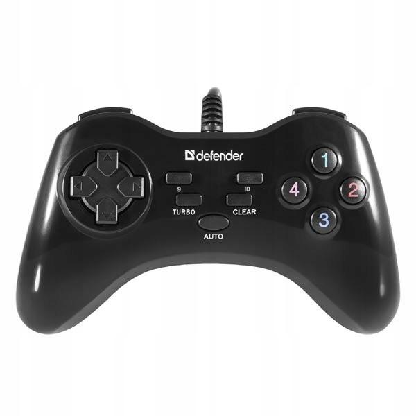 Gamepad Defender Game Master G2, 13przycisk, USB,