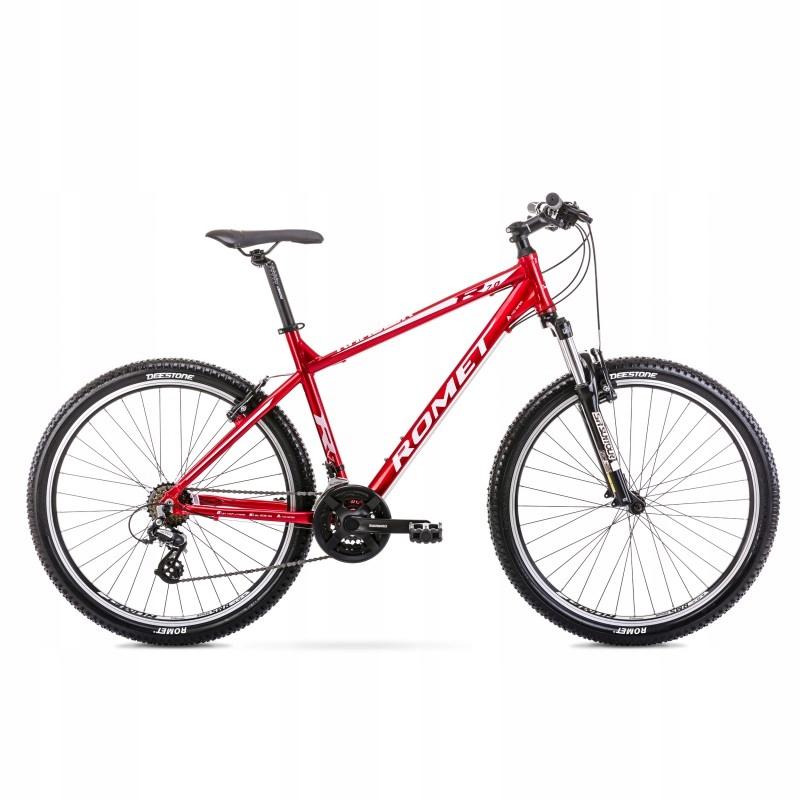 2027696 - 21 XL Rower ROMET RAMBLER R7.0 czerwony