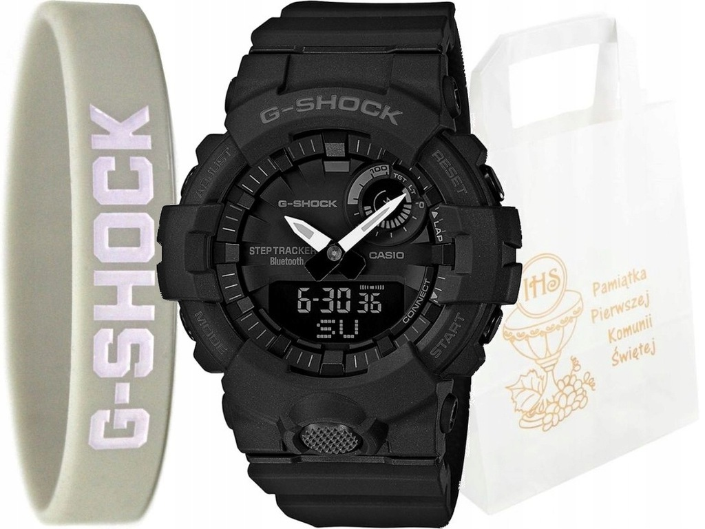 Zegarek komunijny Casio G-Shock SMART dla chłopca
