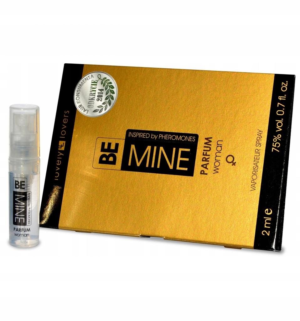 Lovely Lovers BeMINE Parfum for Woman 2 ml