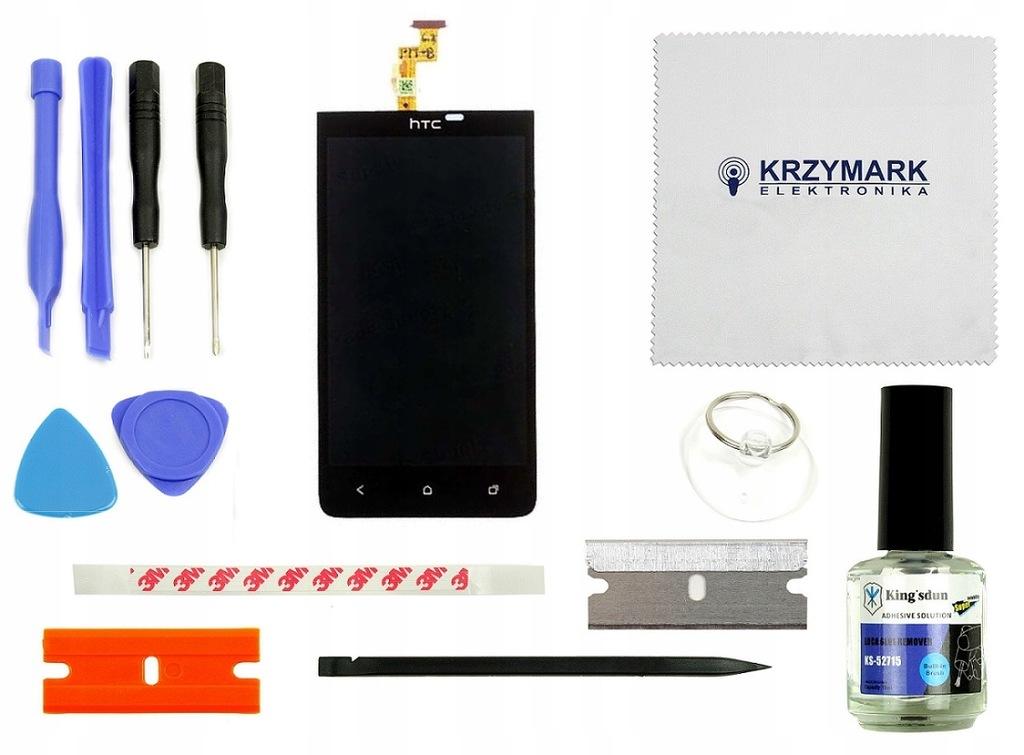 LCD WYŚWIETLACZ DIGITIZER EKRAN DO HTC DESIRE 300
