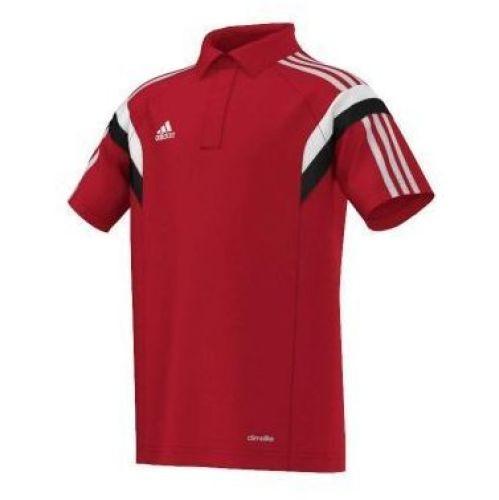 Adidas F76959 koszulka CON14 CL Polo dziecięce 140