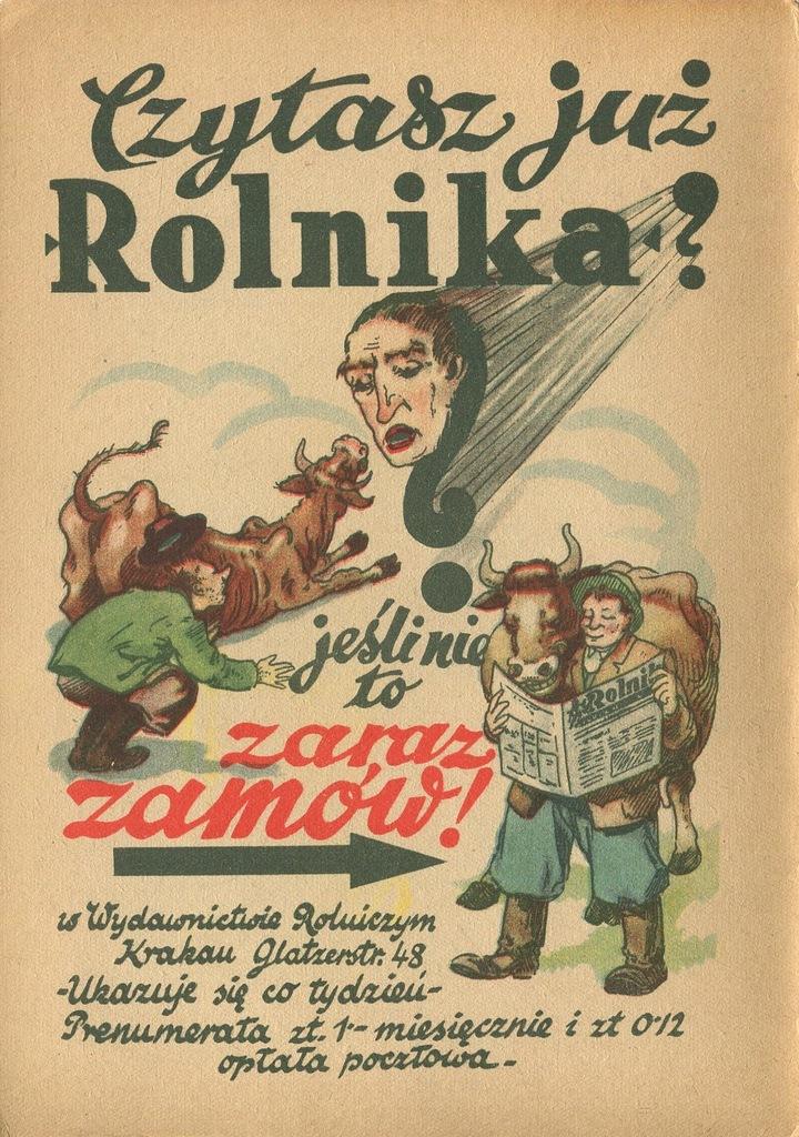 Elementarz O Królikach 1943 Króliki Hodowla Wiersz