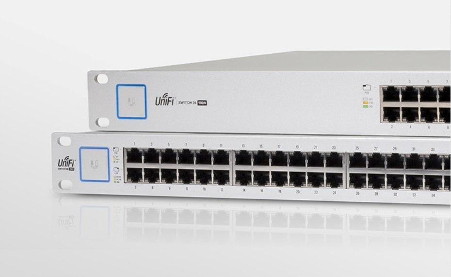 Ubiqui Ubiquiti Unifi Switch US-48-500W PoE 802.3