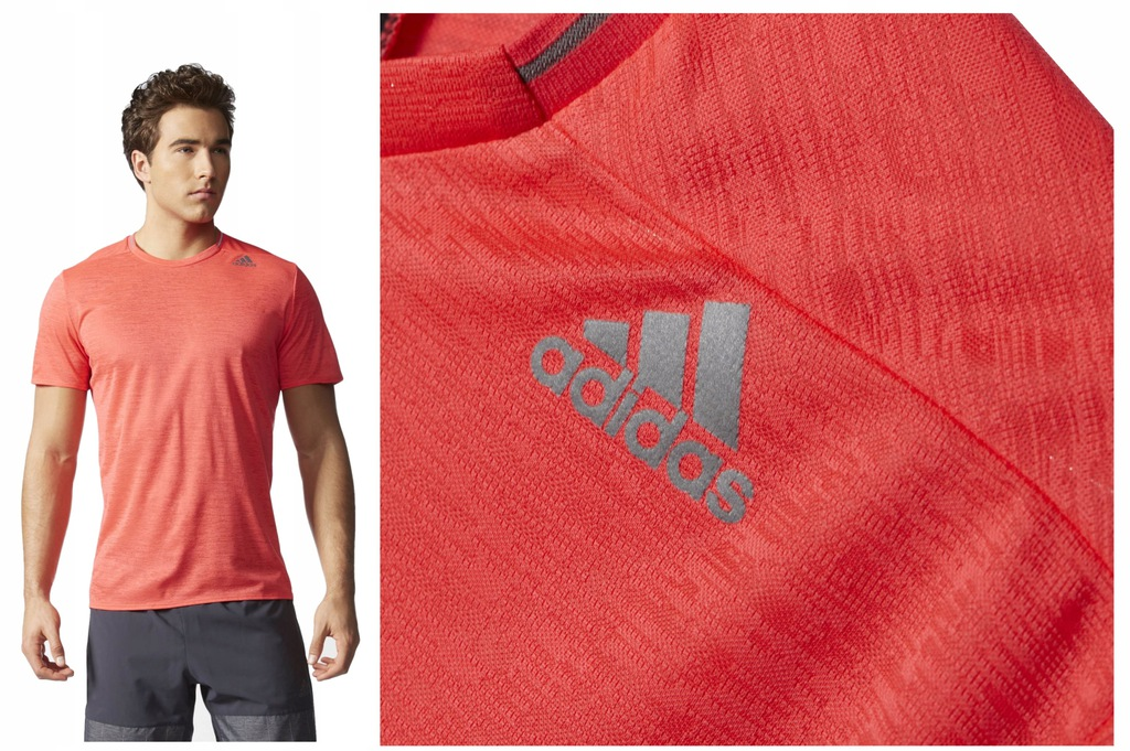 Adidas SN ClimaLite koszulka biegowa męska XSS