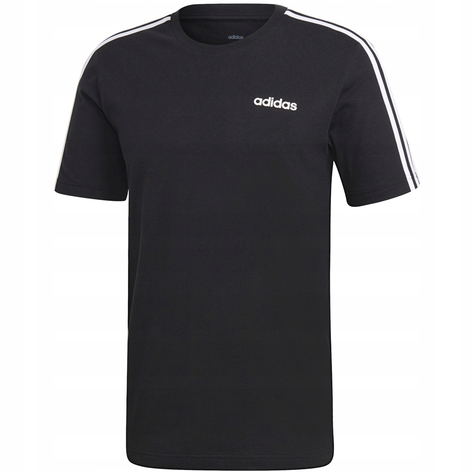 ADIDAS KOSZULKA Essentials 3 Stripes Tee DQ3113 L