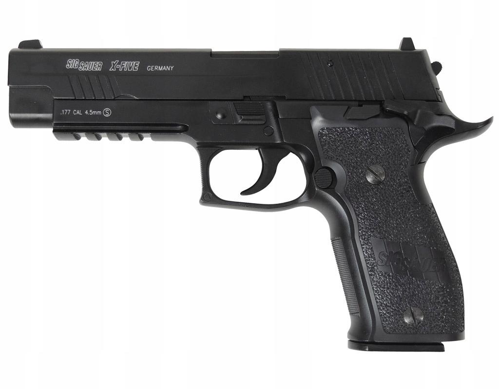 Wiatrówka pistolet Cybergun Sig Sauer P226 X-Five