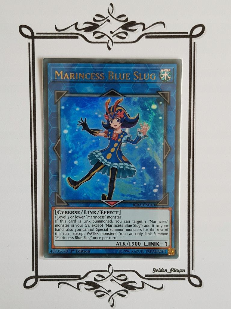 Marincess Blue Slug (Ultra Rare) RIRA