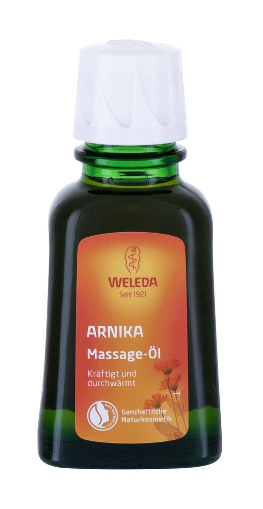 Weleda Arnica Massage Oil Preparat do masażu 50ml