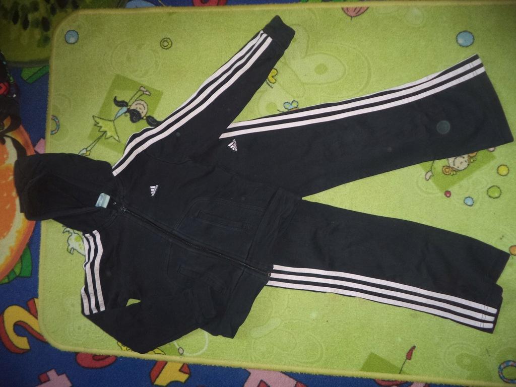 Adidas* dres dla dziewczynki* r. 128