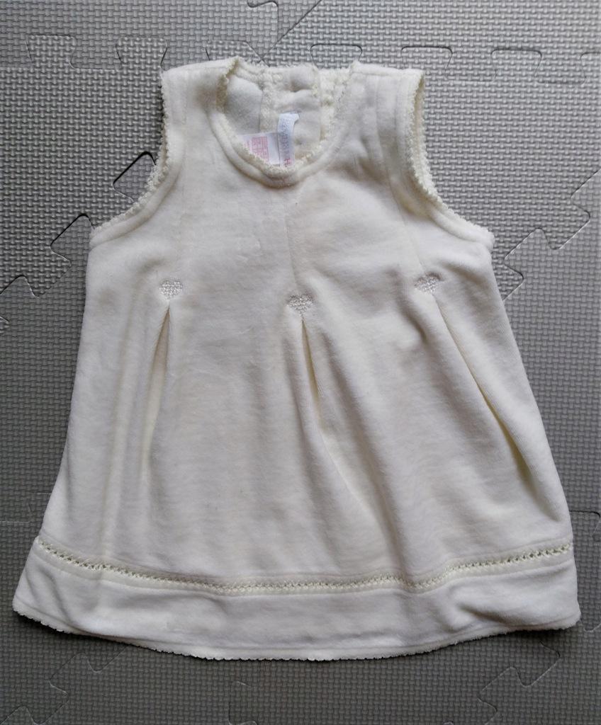 Sukienka H&M r. 62 2-4 m