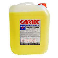 Cartec Textile Cleaner 10 L pranie tapicerki konc