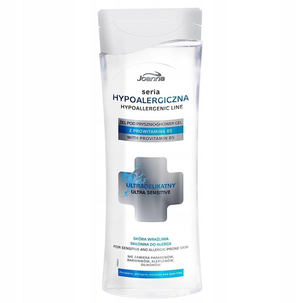 Hypoallergenic Line ultradelikatny żel pod pryszni