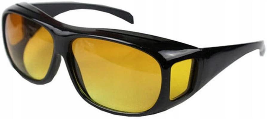 J3E55 Okulary kontrastowe Waymeduo Night Vision