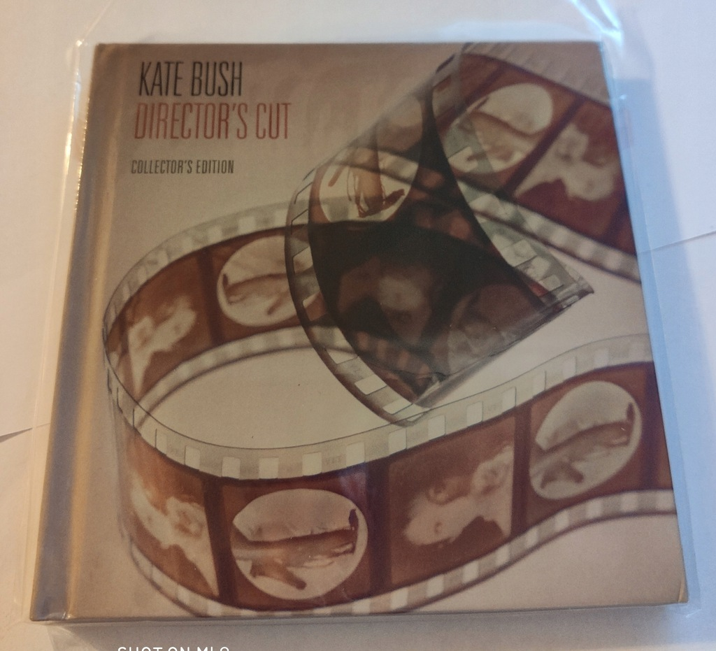 3CD KATE BUSH Director's Cut DIGIBOOK Limit BDB