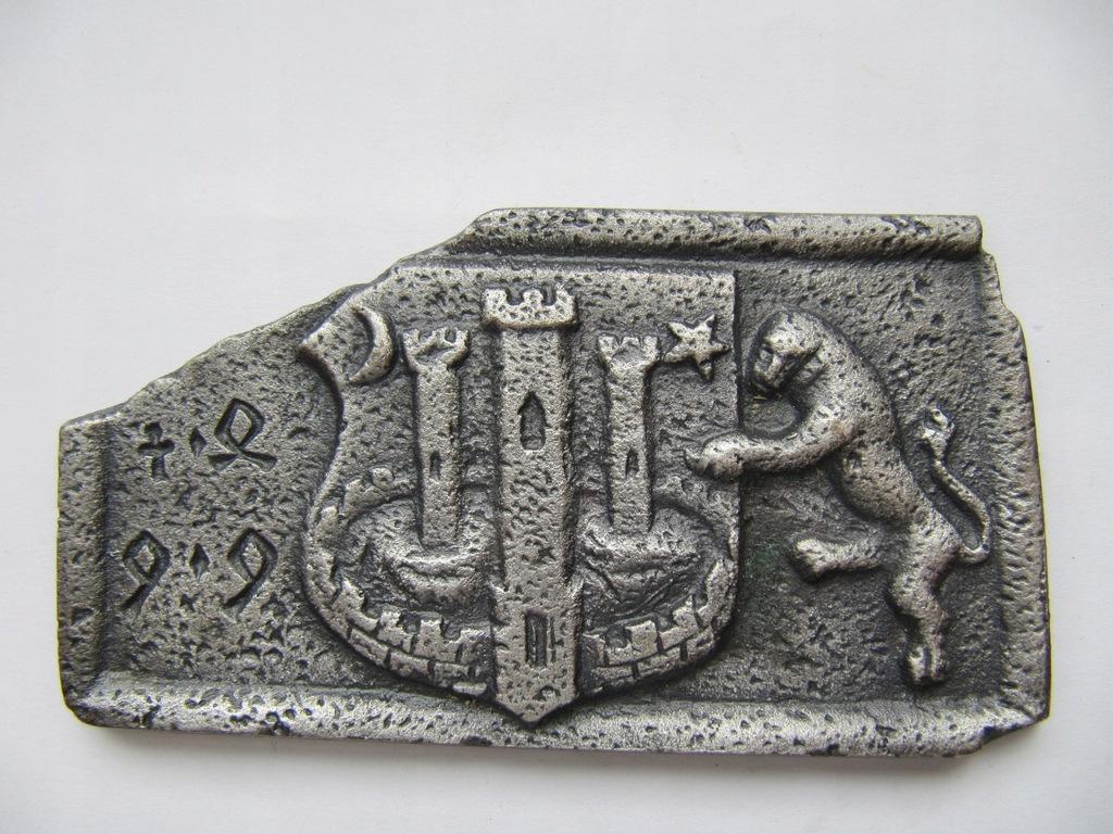 Plakieta - medal ( ciekawa)