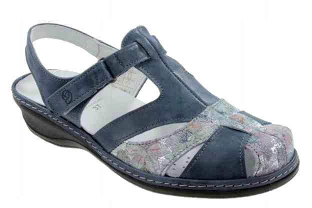 Comfortabel Suave Sandały 711048 Art shoes 35
