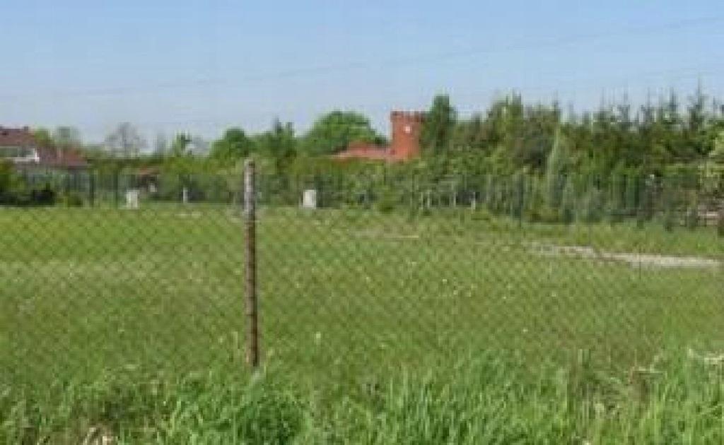 Działka, Kamieniec Wrocławski, 1000 m²