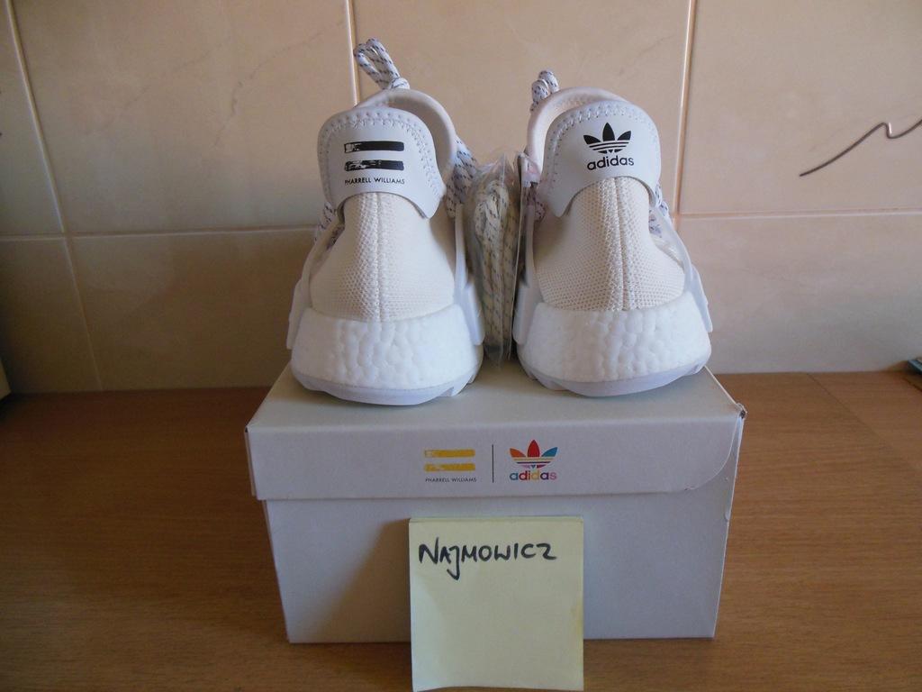 adidas pw hu holi nmd blank canvas ac7031 pharrell