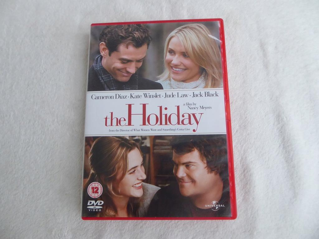 the Holiday -C, Diaz Jude Law wersja UK FOLIA