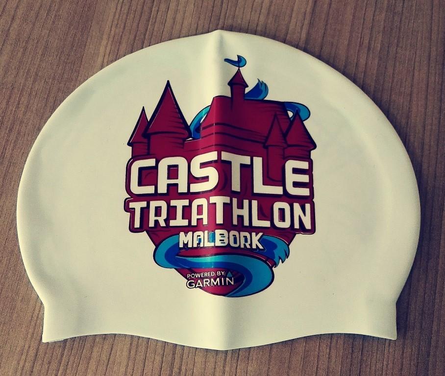 Castle Triathlon Malbork pakiet startowy 1/4 IM