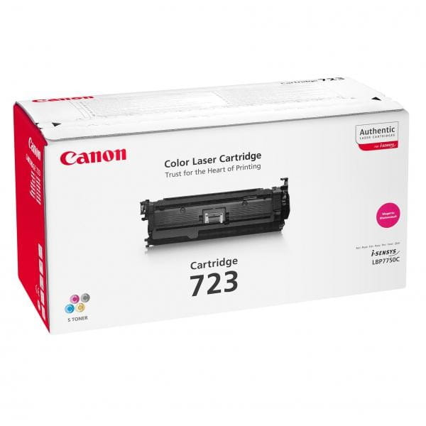 Canon oryginalny toner CRG723, magenta, 8500s, 264