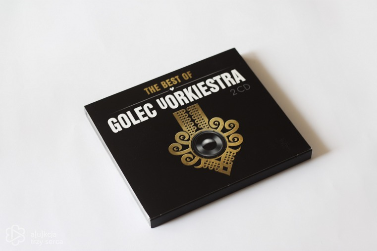 """GOLEC UORKIESTRA  """"THE BEST OF 2 CD"""" Z AUTOGRAFAMI"""