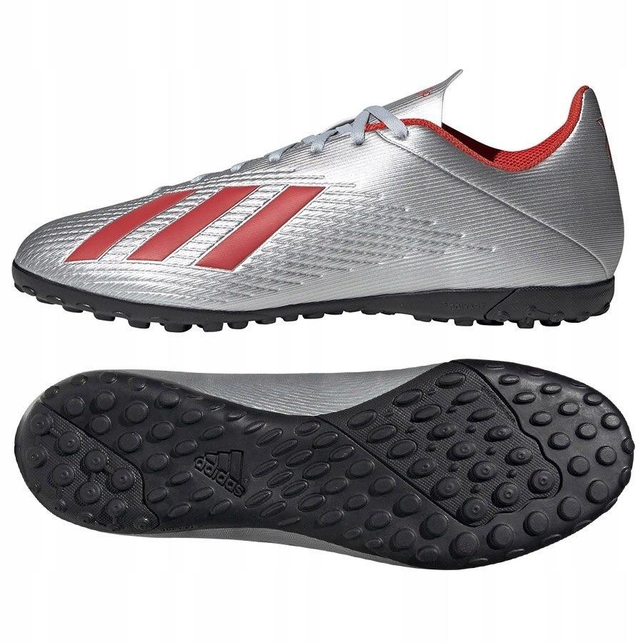 Buty adidas X 19.4 TF F35344 48 szary