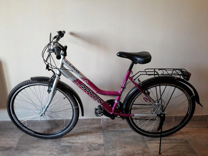 Rower damski RAYON LUNA 26 18 biegowy