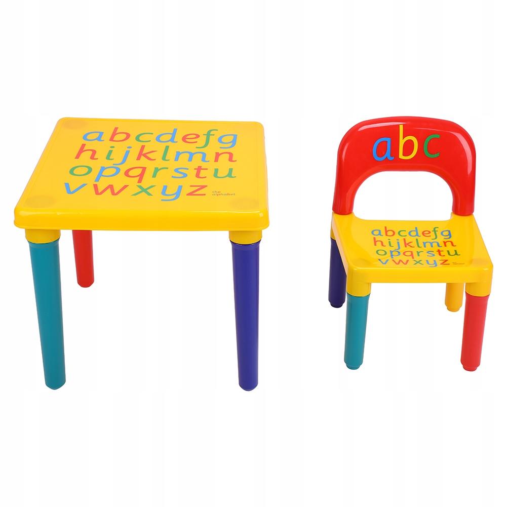 + stolik Mały - zestaw krzesełko dziecięcy
