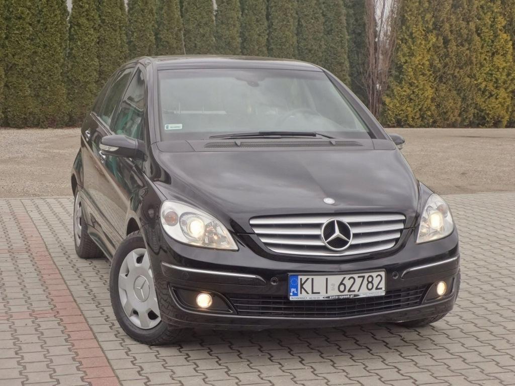 Mercedes B180 Alu Klima Czujniki