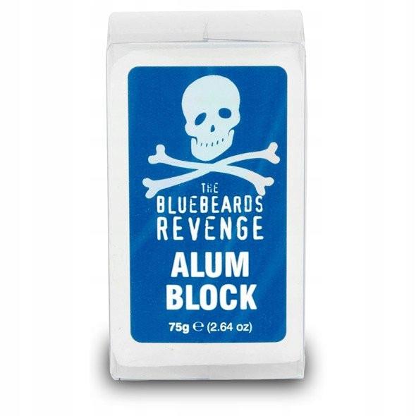Alum Block - Bluebeards Revenge 75g - ałun w bloku