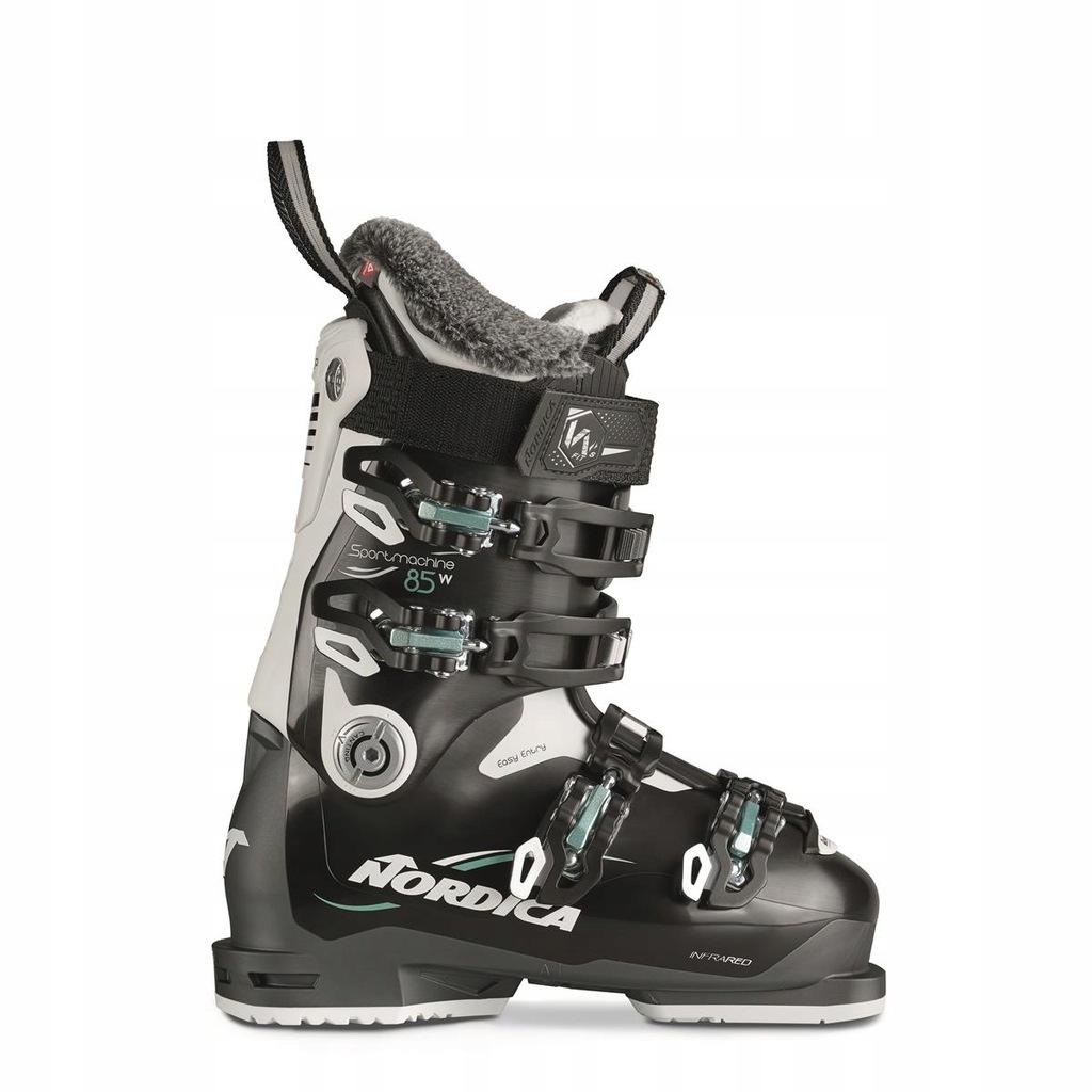 Buty narciarskie Nordica Sportmachine 85 W Czarny