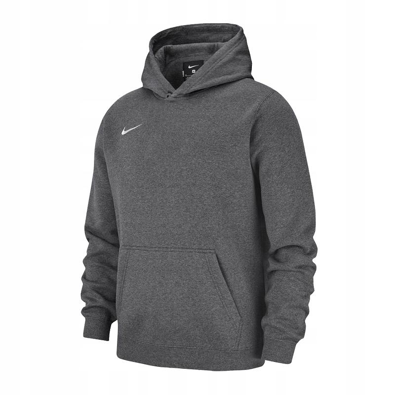 Nike Bluza z kapturem Nike Junior Team Club 658500 050
