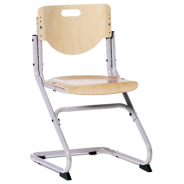 Kettler Krzesło Chair Plus Srebny Buk