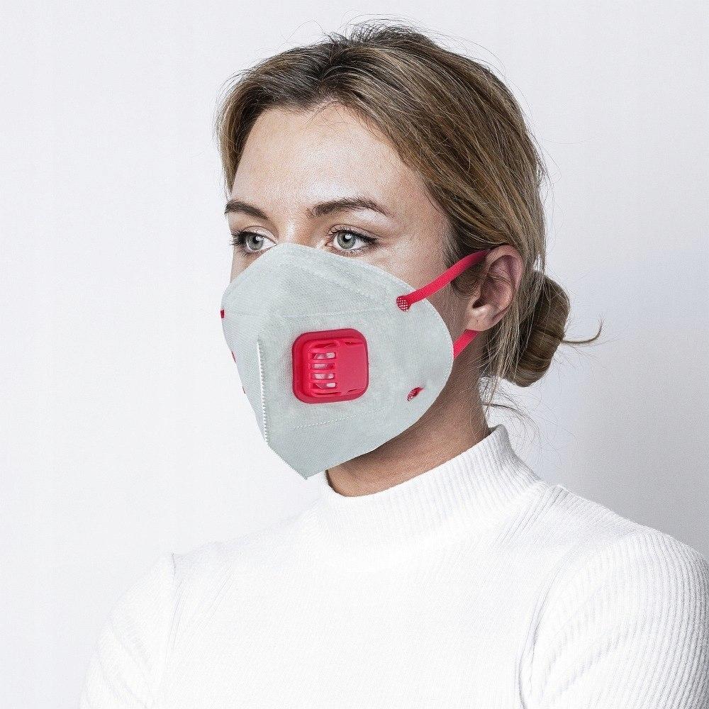 Maska ochronna na twarz FFP3 N99 składane z filtre