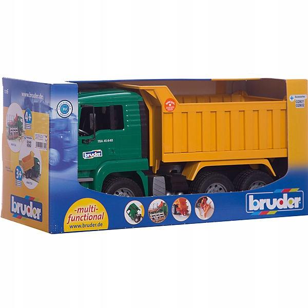 BRUDER 02765 MAN ciężarówka dla dzieci zabawka