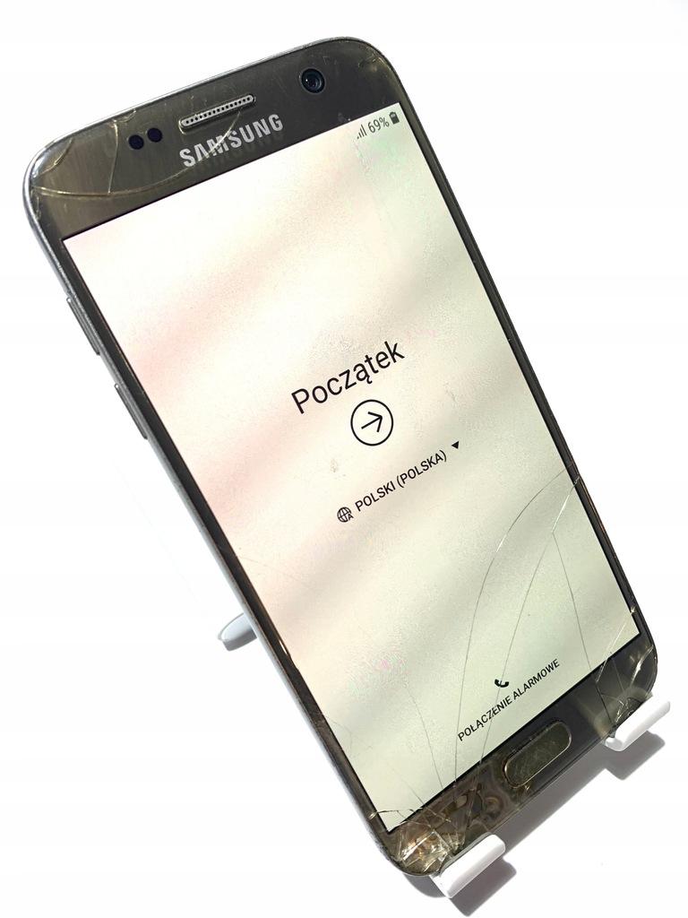 Smartfon Samsung Galaxy S7 G930F ! K619