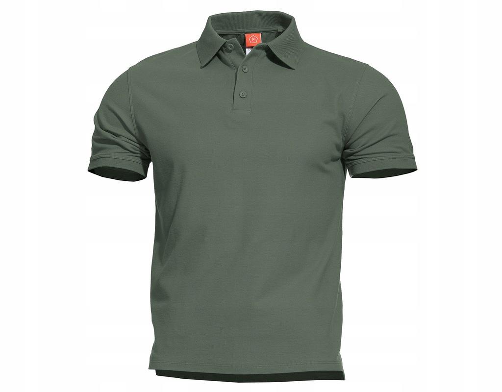 Koszulka Polo Pentagon Aniketos Camo green XL