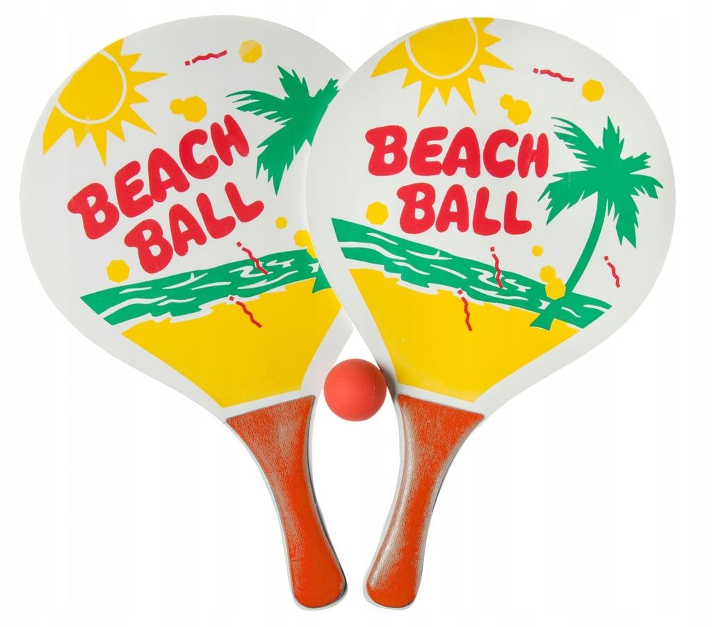 LG Imports zestaw piłek plażowych 3 częściowy 38 c