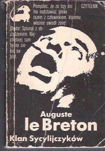 Auguste le Breton - Klan Sycylijczyków