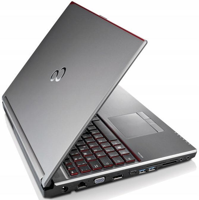 LAPTOP FUJITSU H730 I7-4800MQ 12GB K510M 256GB SSD