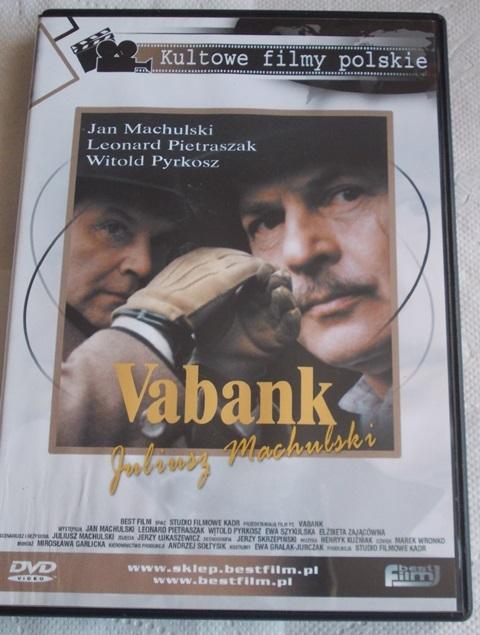 DVD Vabank