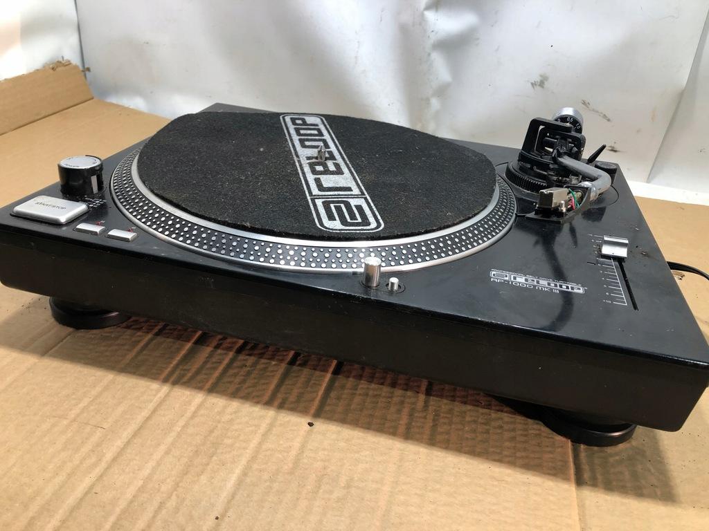 Gramofon Reloop