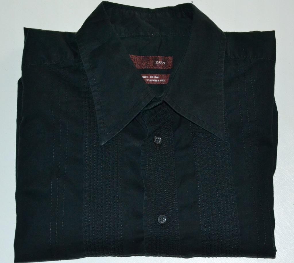 Koszula ZARA czarna M / L