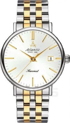 Zegarek Atlantic 50356.43.21G SEACREST